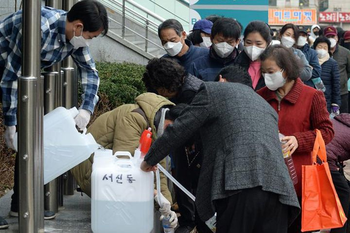 Virus in Japan, South Korea Hasn't Hit China's Display Panel Makers, Trade Group Says
