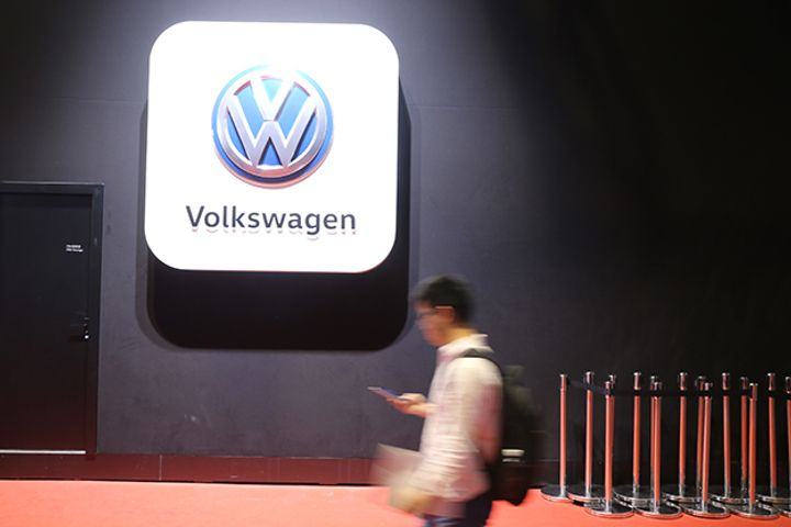 Volkswagen China Posts Record Sales Last Year Amid Diesel Emissions Scandal