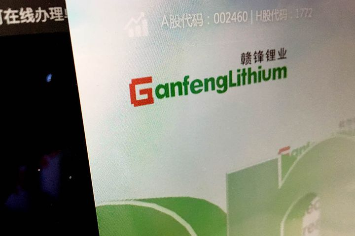VW Signs Up China's Ganfeng for Lithium Cooperation