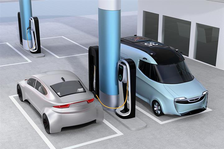 VW to Make Flexible Fast-Charging Stations for EVs in China