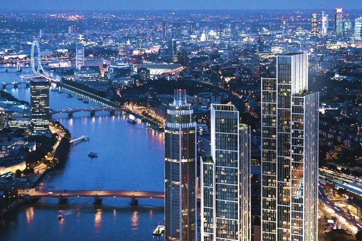 Wanda's London One Nine Elms Project May Overrun Under Cash Flow Pressure