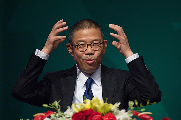 Water Tycoon Is China's Richest Person, Forbes' Annual Billionaires List Shows