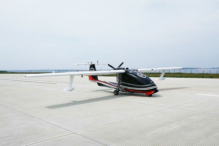 Waterborne Take-Off Debuts SF Express Drone Deliveries