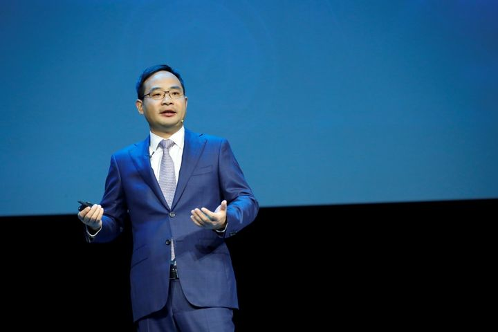 'We Are Not the Best Now, But We Are Improving Fastest,' President of Huawei's Cloud Unit Says
