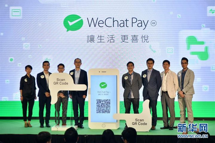 WeChat Pay HK to Cover Majority of Spending Areas in Hong Kong