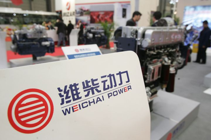Weichai Power, Bosch to Jointly Develop Hydrogen Fuel Cells