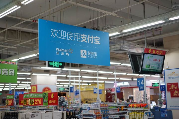 Western China Wal-Mart Stores Shun Alipay Amid WeChat Alliance