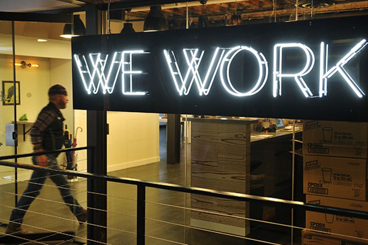 WeWork Looks to Fortify China Presence by Expanding Into New Cities