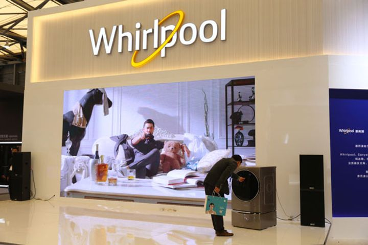 Whirlpool Is Latest Appliance Maker Seeking to Cash In on China's Dishwasher Demand