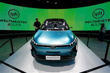 WM Motor Bags Biggest USD1.5-Billion Funding Among Chinese NEV Makers