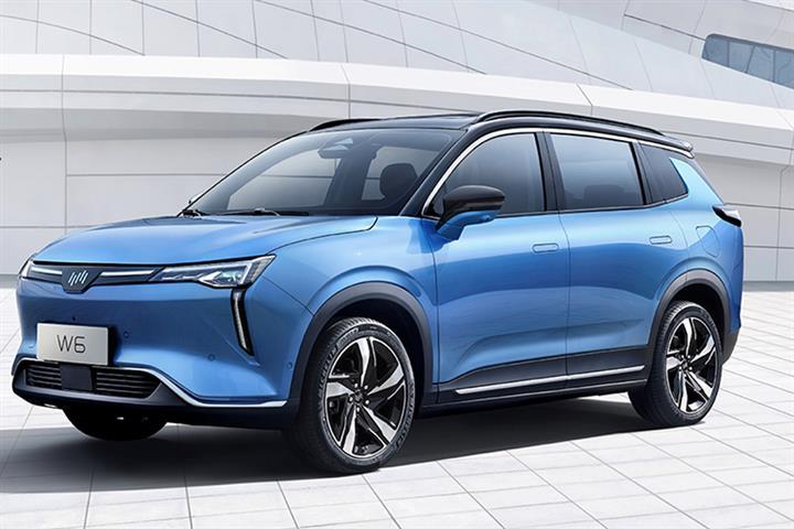 WM Motor's First L4 Self-Driving Car W6 Gains 6,000 Orders in Three Days Amid Auto Shanghai