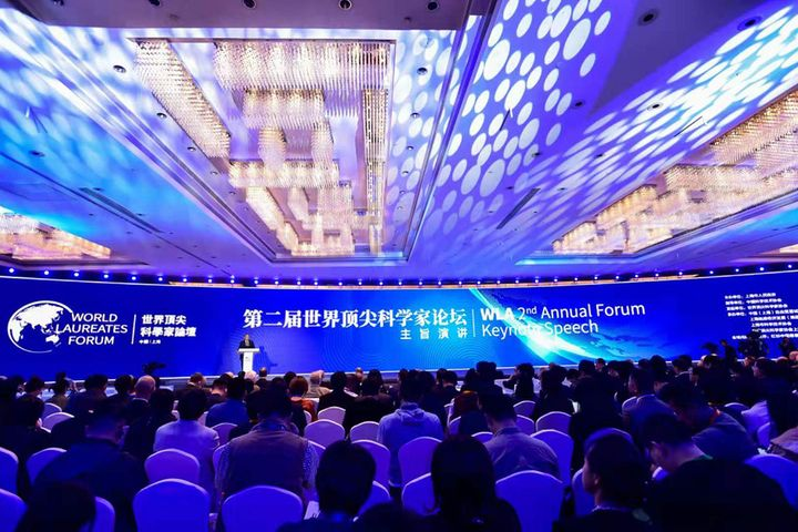 World's Best Minds Meet in Shanghai, 44 Nobel Winners Talk Tech Trends