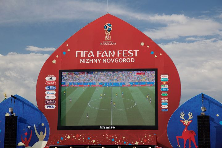 World Cup Boosted Hisense Sales in Russia as Fans Demanded Bigger TVs