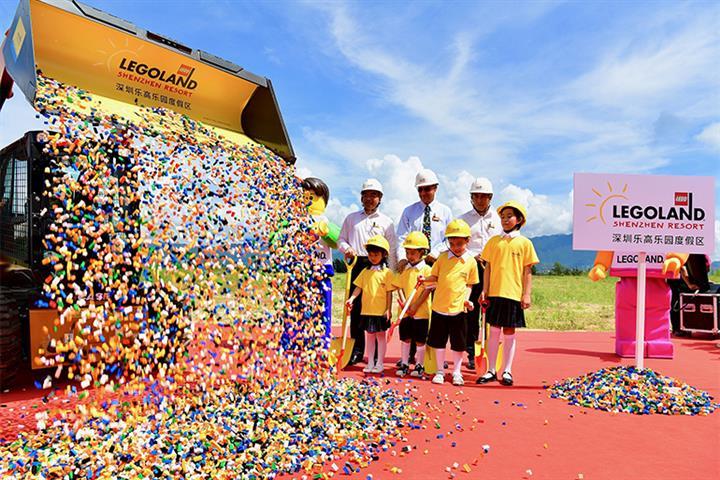World's Largest Legoland to Open in Shenzhen in 2024