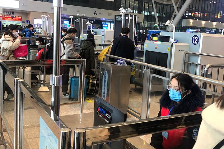 Wuhan Acts to Contain Deadly Virus as Millions Head Home for Chinese New Year