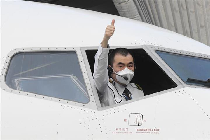 Wuhan Airport Re-Opens to Host 233 Flights Today