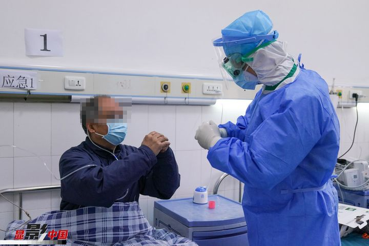 [Wuhan Diaries] Patients Try to Survive to See Their Families Again