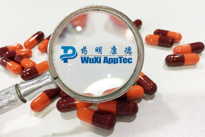 WuXi AppTec Beats Its Own Record as Most Profitable New Stock for the Year