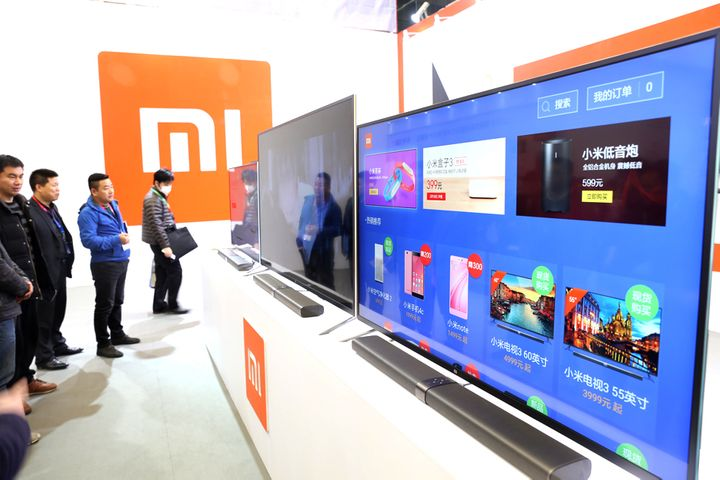 Xiaomi's 1st-Half TV Shipments Make Top Five; World Total Dips About 1%