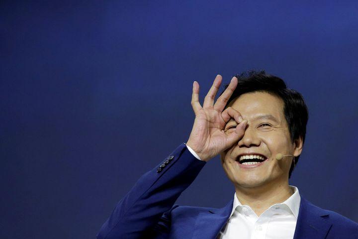 Xiaomi Boss Lei Jun Earned More Than His Company Did Last Year