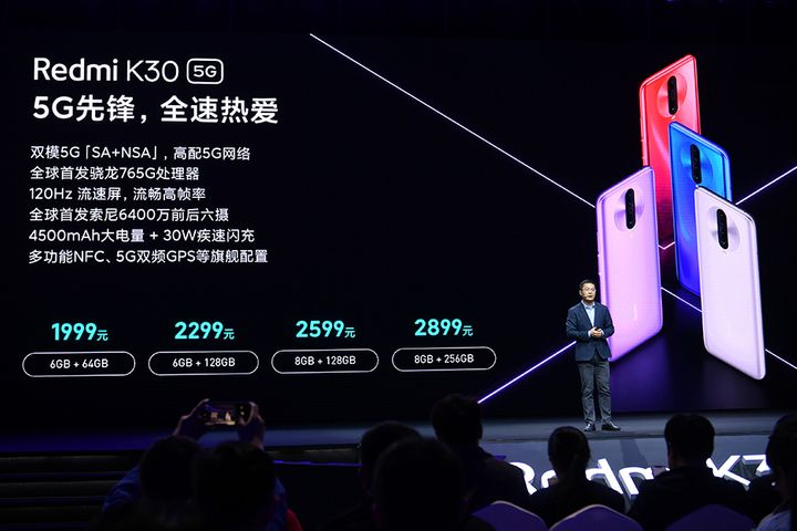 Xiaomi's First Dual-Mode 5G Handset Hits the Market for Bargain Price of USD284