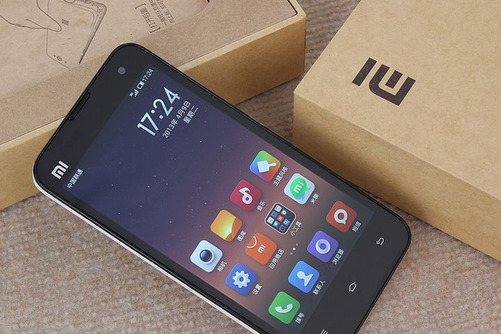 Xiaomi's First Quarter Phone Shipments Beat Expectations