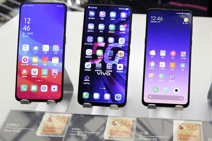 Xiaomi, Oppo, Vivo to Launch AirDrop-Like Phone Feature This Month
