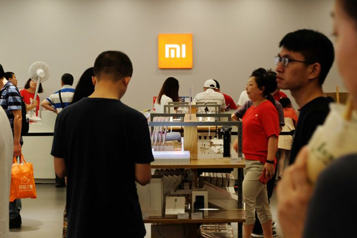 Xiaomi's Stock Buyback Scheme Puts Out Post-Lock-Up Period Selloff