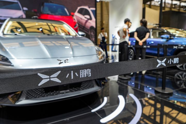 Xpeng Motors Finds No Irregularities by Employee Tesla Is Suing