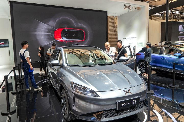 Xpeng Motors Reveals Grand Plans to Hire 5,000 Workers, Open 70 Stores Amid Pending Deliveries