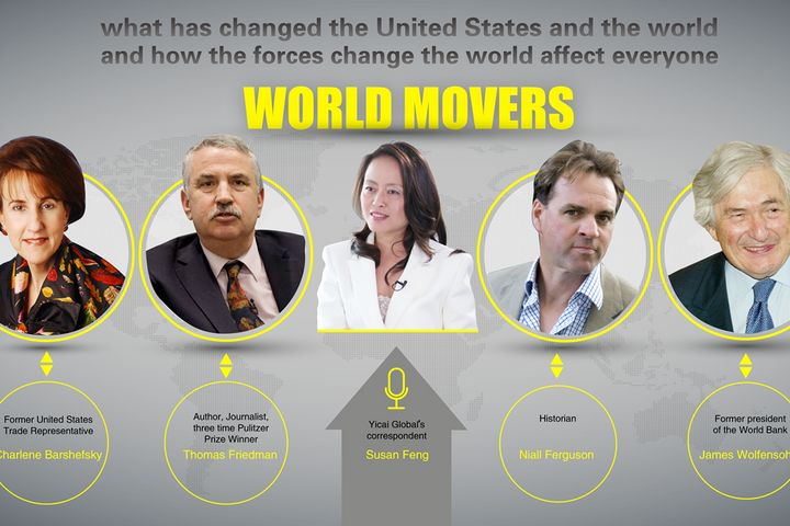 Yicai Global Launches 'World Movers,' a Four-Part Documentary on How the World Is Changing