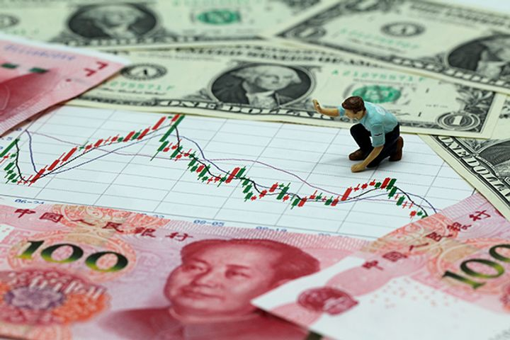 Yuan Falls to Seven-Week Low Against Dollar on Fed Chairman's Comments