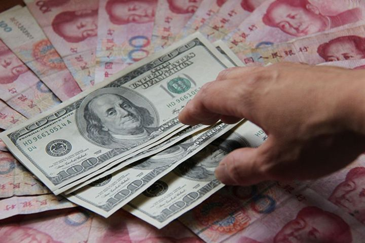 Yuan Hits Two-Year High Against Dollar as Greenback Slide Continues