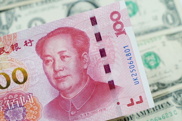 Yuan Rallies to 31-Month High as Dollar Index Dives