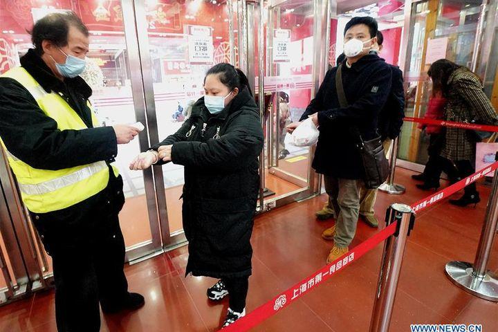 Zero New Coronavirus Cases Reported in Shanghai