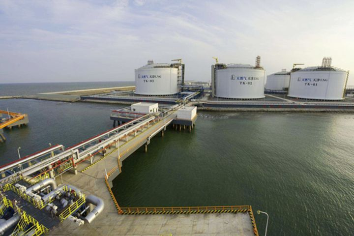 Zhejiang Province Aims to Become Key LNG Import Hub for China