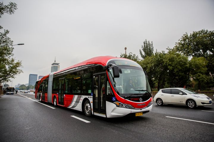 Zhuhai Yinlong New Energy Lands Big Order for E-Buses for Beijing Chang'an  Avenue Route