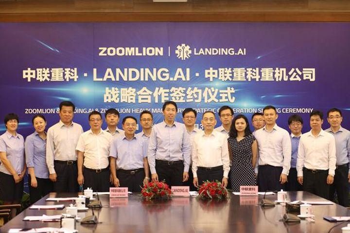 Zoomlion Taps Former Baidu Scientist For AI Tractors