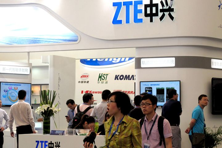 ZTE's Clash With US Prompts Majority Shareholder to Sell 81 Million Stocks
