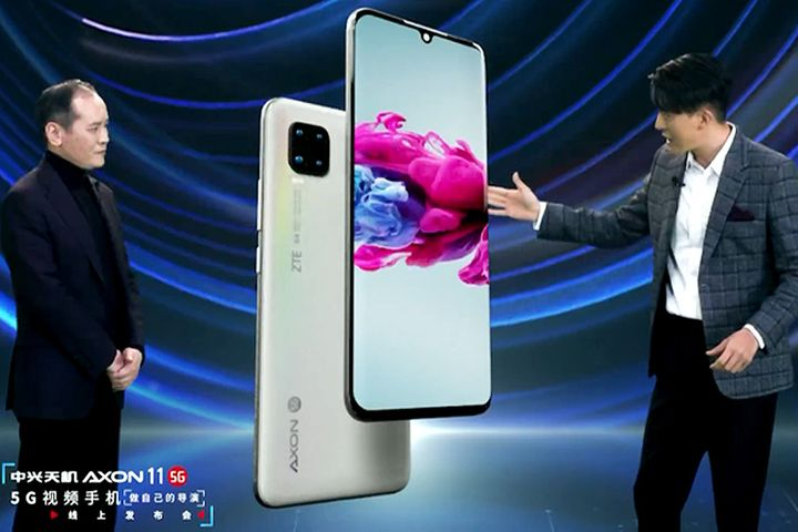ZTE Launches First 5G Video Phone Axon 11 Ahead of Over 10 5G Debuts This Year