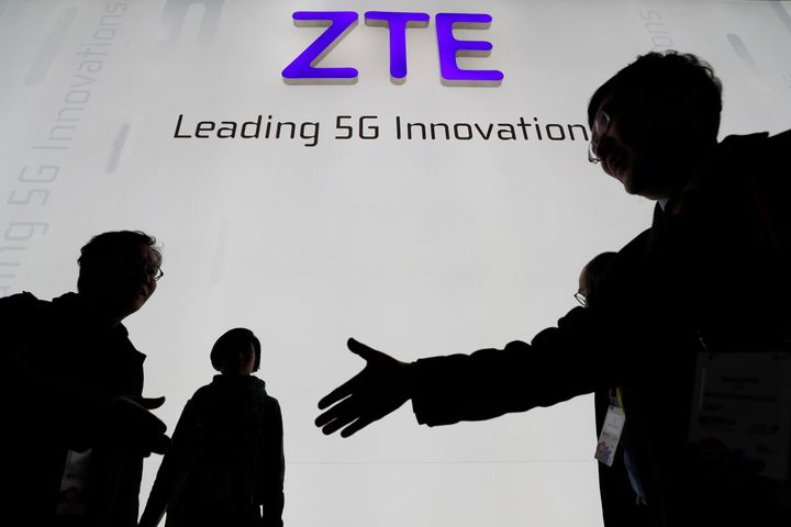 ZTE to Launch 5G Phones in China Next Month