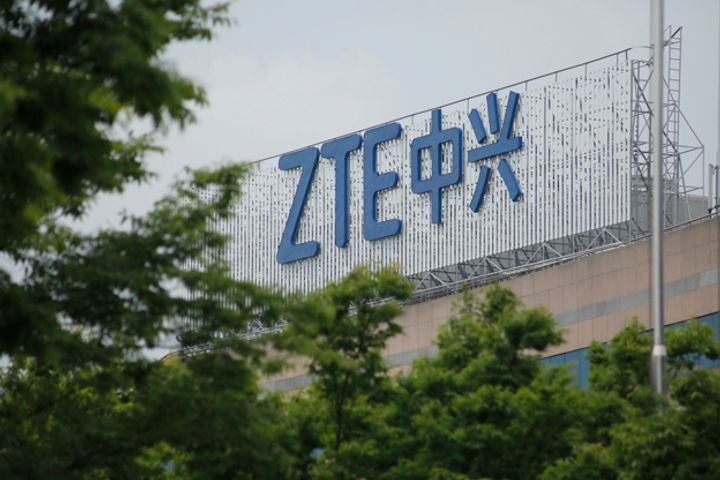 ZTE to Spend Over 10% of Revenue on 5G, Edge Computing R&D